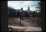 JMU view of Wilson Hall taken from Burruss