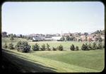 JMU's baseball field and stadium