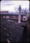 Roof-tops in Downtown Harrisonburg; (apartment on W. Elizabeth)