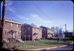 Public Housing, back yards by James Madison University