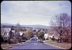 View of Harrisonburg from Ott St. and West View