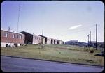 Back yards in Southhampton subdivision by James Madison University