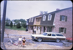 Neff's Townhouses on S. Dogwood Dr. by James Madison University