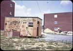 """""""Slum"""" shack at EMC by James Madison University"""