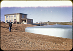 Water Filtration Plant and storage tank by James Madison University