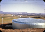 City's water tank at Filtration Plant by James Madison University