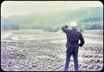 Mayor viewing Skidmore Dam by James Madison University
