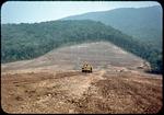 Switzer Dam under construction by James Madison University