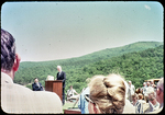 Switzer Dam dedication