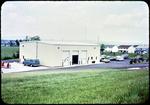 Transportation Department garage, E. Washington St. by James Madison University
