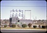 Electric Sub-station on Maryland Ave. by James Madison University
