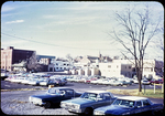 Municipal Building parking lot by James Madison University