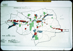Transportation Study Map- Areas of Major Activities Map by James Madison University