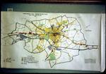 Transportation Study Map-Existing Land Use by James Madison University