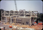 Outer walls take form--Steam Plant by James Madison University