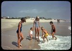 The kids on the beach by James Madison University