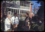 Mrs. D., John Ebel and Mike Cassidy, Thanksgiving
