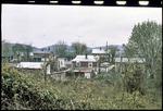 Slum housing in Red Hill, southeast Harrisonburg