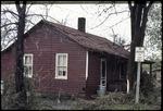Slum dwelling in northeast Harrisonburg