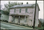 Slum housing, northeast (E. Johnson St.) Harrisonburg by James Madison University