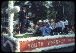 Bicentennial Parade Float by James Madison University