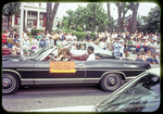 Ralph Sampson in Bicentennial Parade by James Madison University