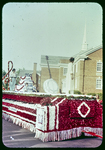 City's Bicentennial Float by James Madison University