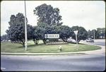 Green Run sign, Virginia Beach
