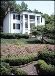 Backyard view of Wilson's Birthplace by James Madison University