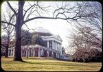 Rotunda at the University of Va. by James Madison University