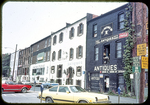 Warehouses converted into shops, Staunton by James Madison University