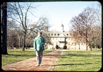 Kathy and Wren building at William & Mary by James Madison University