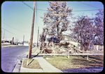 Demolished remains, old house at Broad St./Effinger St. by James Madison University