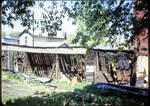 Shacks behind W. Wolfe- Tonkins by James Madison University