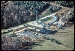Aerial view, steam plant by James Madison University