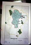 Annexation Map, existing sewer by James Madison University
