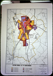 Annexation Map, city's zoning patterns by James Madison University