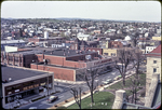 Aerial View from Court Square by James Madison University