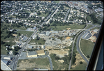 Aerial View of Harrisonburg