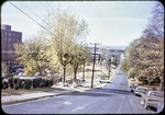 Cantrell Ave. looking west from Ott St. after south side homes were demolished by James Madison University