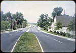New Cantrell Ave. looking west toward S. Main St. by James Madison University