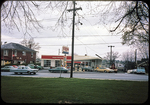 "College Esso and ""Stockade"" restaurant"