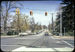 S. Main St. looking north from Grace by James Madison University