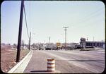 S. Main St. looking North toward Blacks Run , Miller Court Area by James Madison University